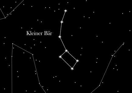 Sternbild Kleiner Bär